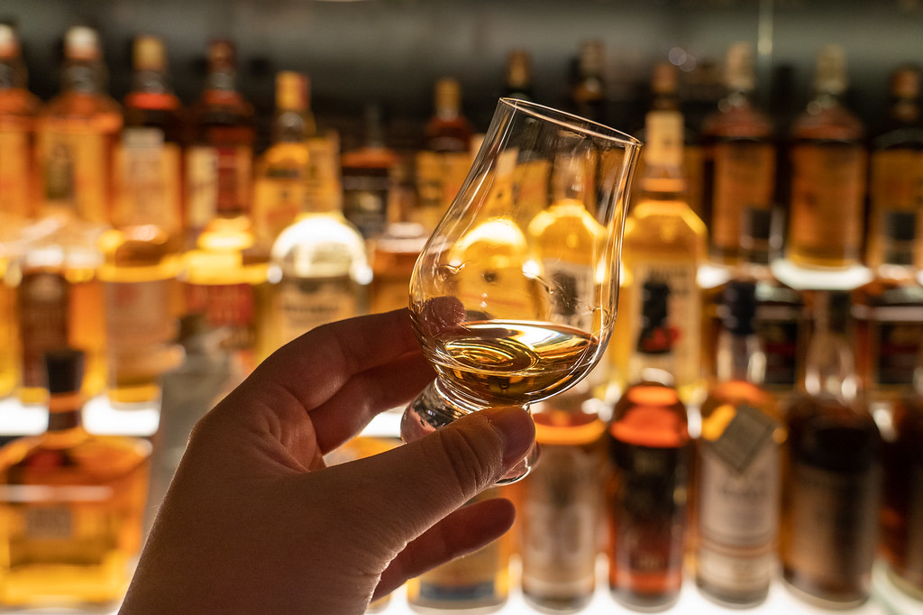 Scotch Whisky Experience in Edinburgh