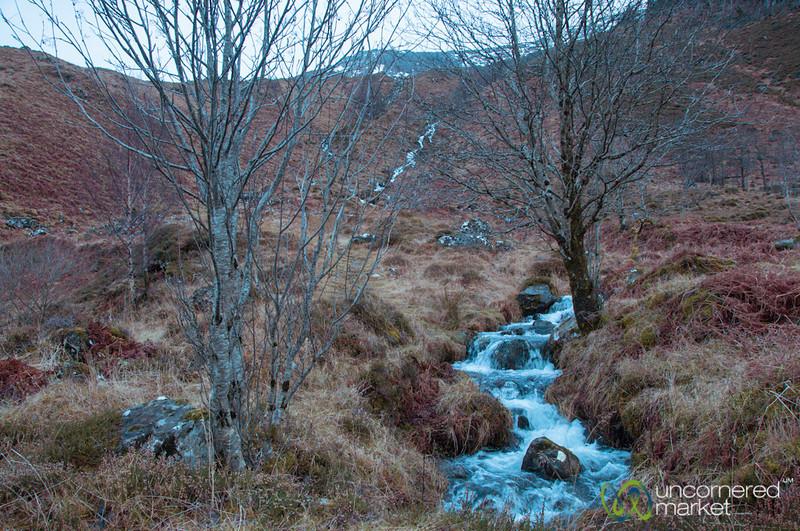 Scottish Highlands Landscapes