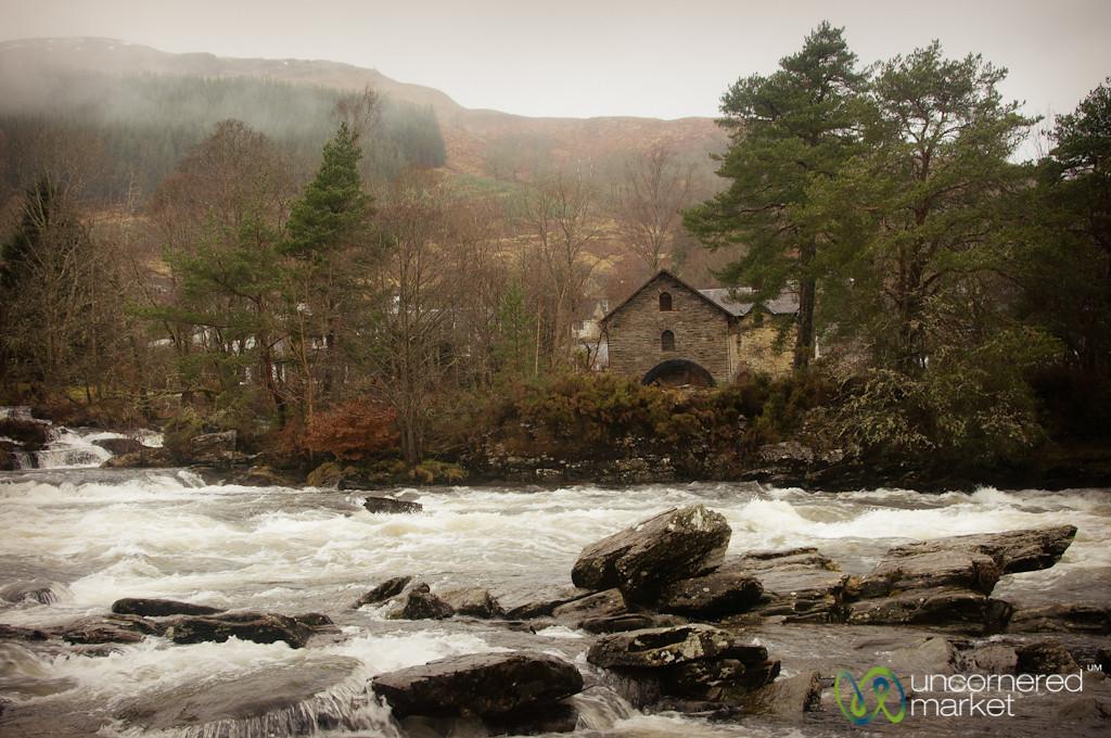 Dochart Falls - Scotland
