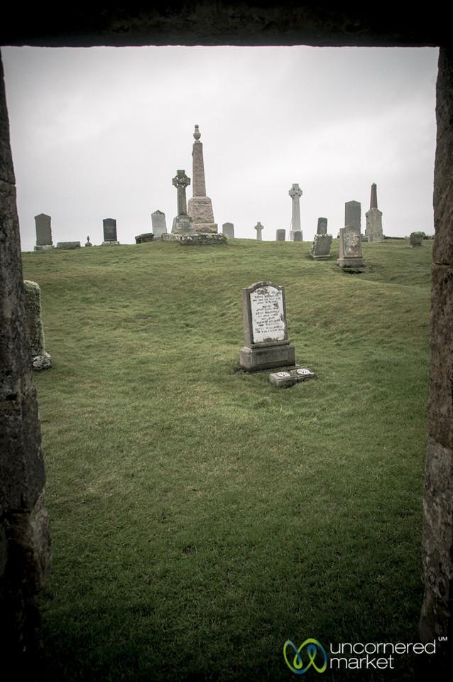 Kilmuir Cemetery - Isle of Skye, Scotland