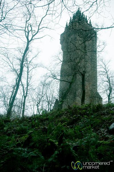 William Wallace Memorial - Stirling, Scotland