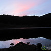 Sunrise in the Scottish Highlands