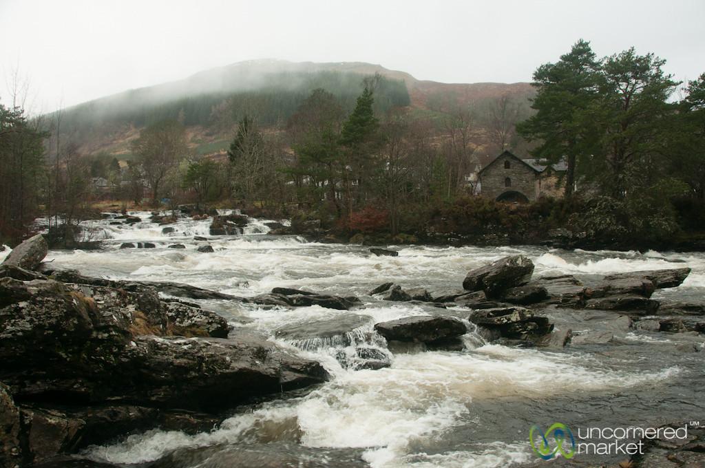Falls of Dochart - Killin, Scotland