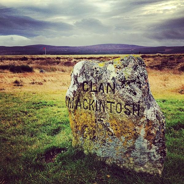 No matter how beautiful the scenery, battlefields always strike me as profoundly sad. Culloden Battlefield, #Scotland #blogmanay