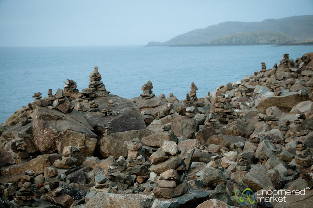 Cairns, Isle of Skye Coastline - Scotland