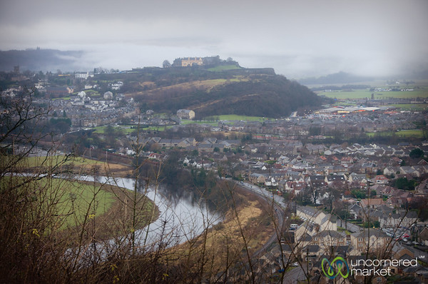 View of Stirling Castle - Scotland