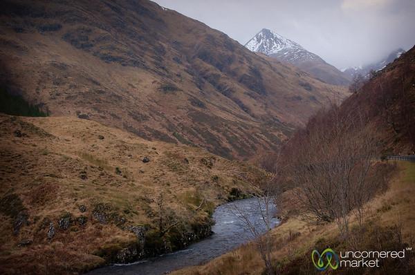 Scottish Highland Landscapes