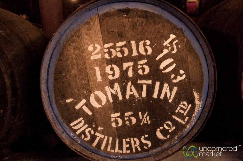 Tomatin Whisky Distillery, 1975 Whisky - Scotland