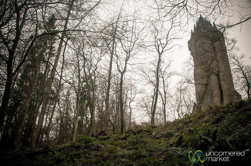 National Wallace Memorial - Stirling, Scotland