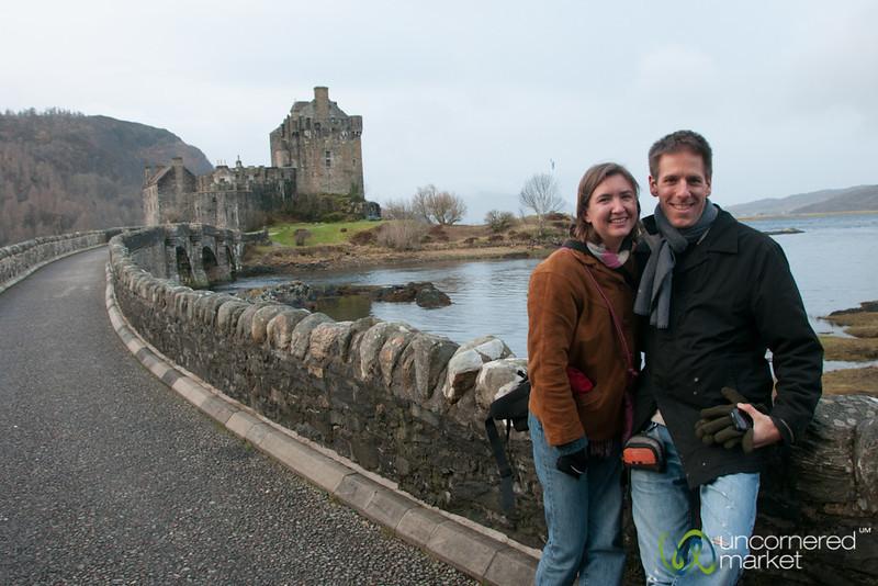 Visit to Eilean Donan Castle - Scotland
