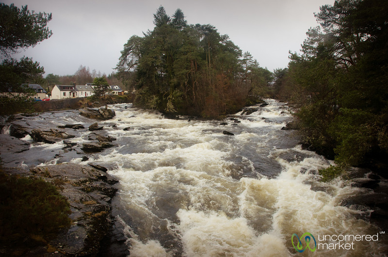 Falls of Dochart - Killin, Scotland