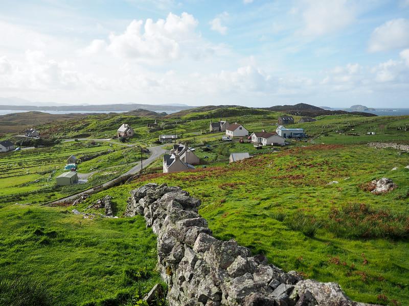 Isle of Lewis in Scotland