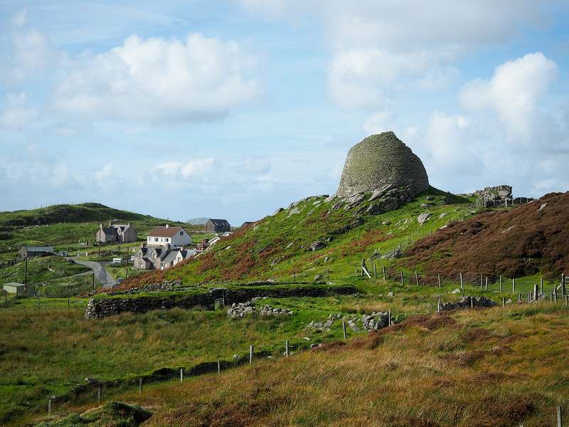 Dun Carloway on the Isle of Lewis