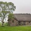 Old Leanach Cottage - Culloden Battlefield