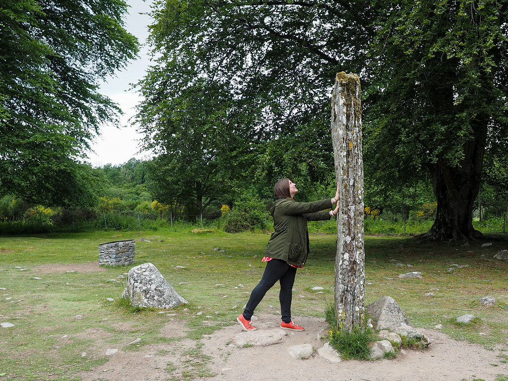 Clava Cairns near Inverness