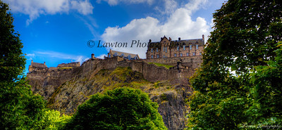 Edinburgh Castle - Full Size