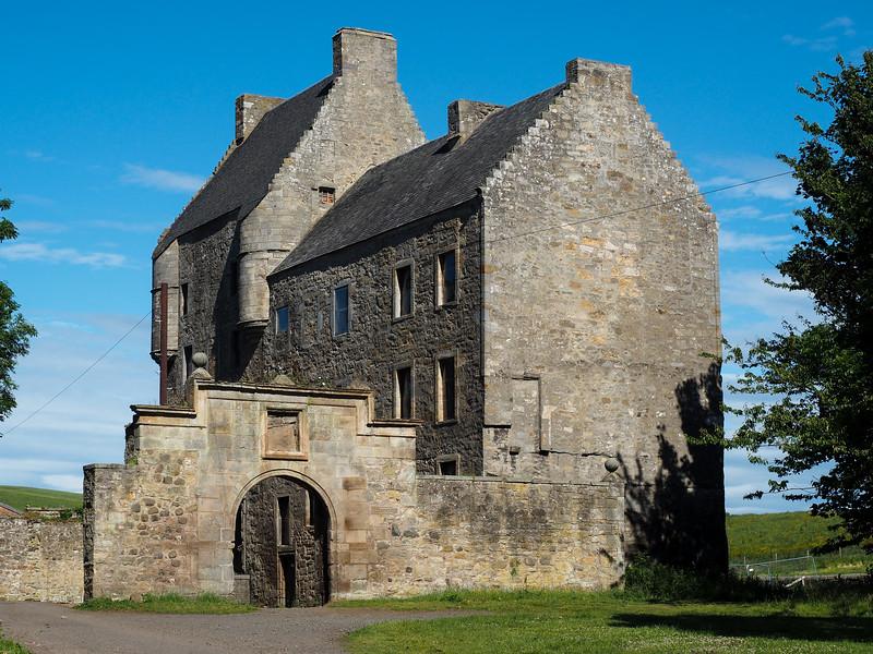 Midhope Castle, AKA Lallybroch