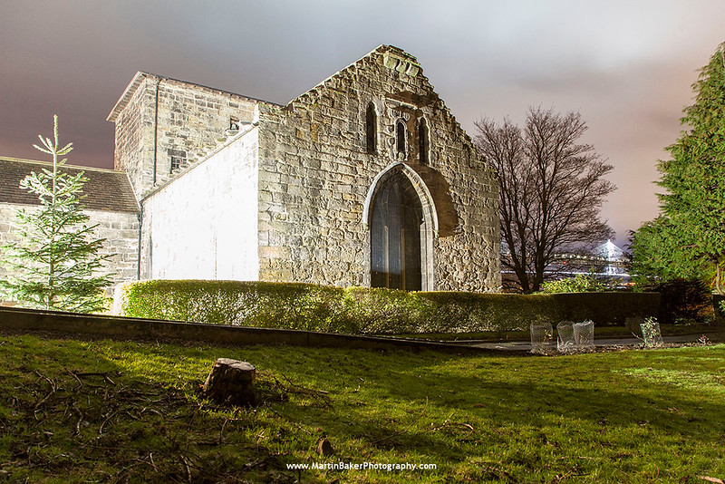 Priory Church, South Queensferry, Edinburgh, Lothian, Scotland.