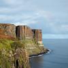 Kilt Rock on the Isle of Skye