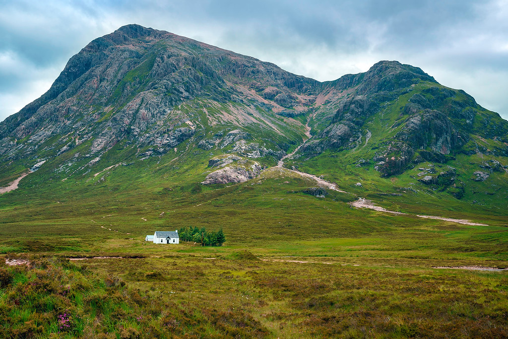 Scottish Highlands House