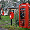 Telephone Box - Highlands, Scotland