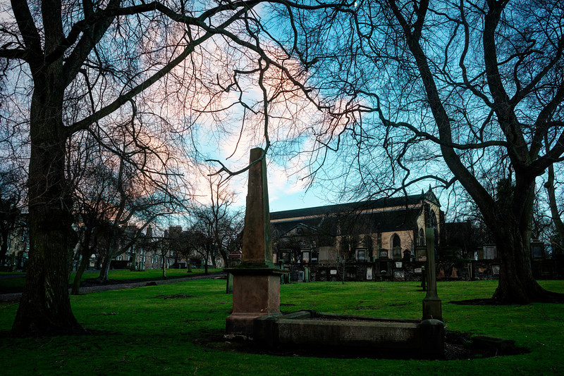 Greyfriars Cemetary - Edinburgh, Scotland