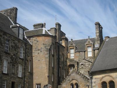 Inner Walls Stirling Castle