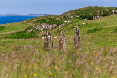 3 Standing Stones, Mull
