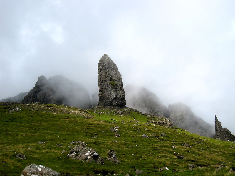 The Old Man of Storr hike