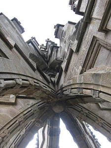 Top of the Wiliam Wallace Monument