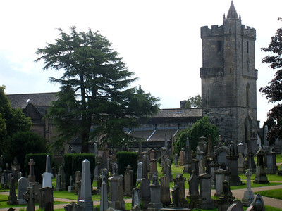 Church and Graveyard