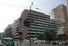 Belgrade - Yugoslav Ministry of Defence building after NATO bombing