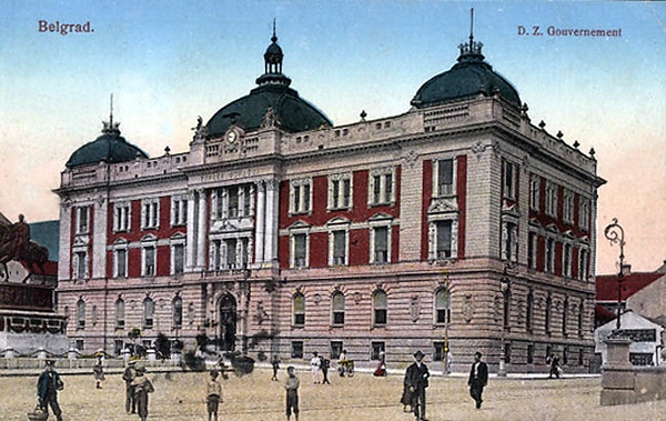 A 1919 postcard