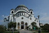 Belgrade - Cathedral of Saint Sava