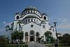 Belgrade - Cathedral of Saint Sava