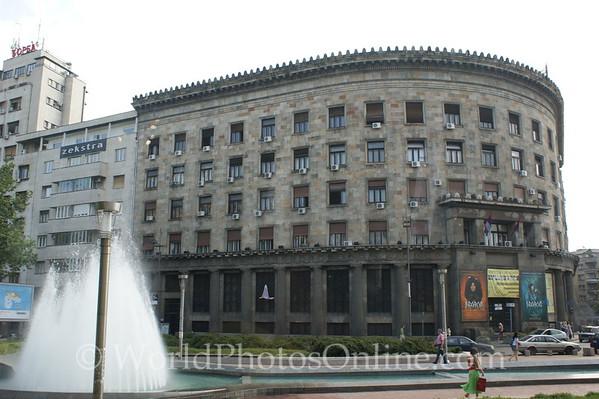 Belgrade - Building - 'Selotejpara'