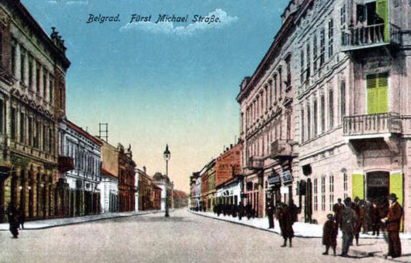 Prince Michael Street