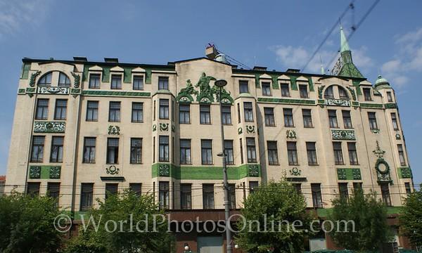 Belgrade - Art Deco Building