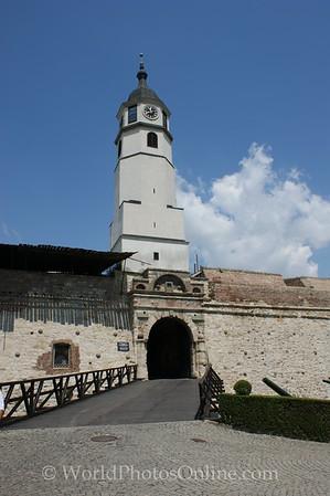 Belgrade - Belgrade Fortress - Clock Gate