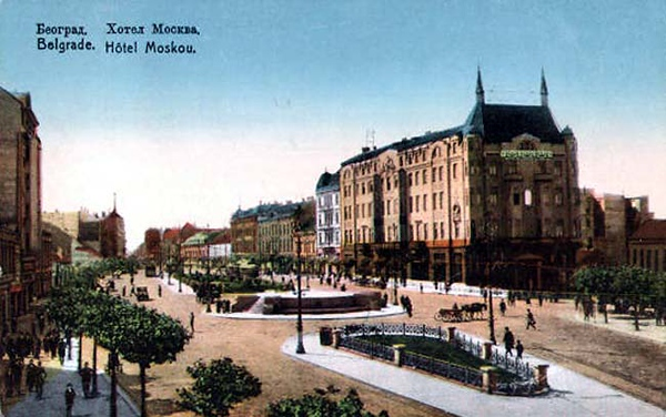 Hotel Moskou