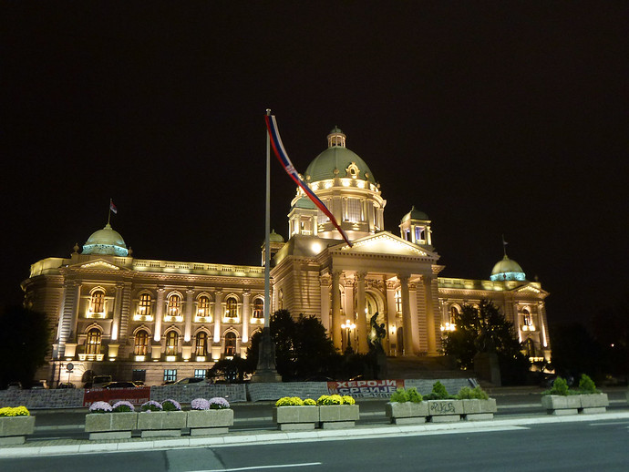 belgrade national assembly