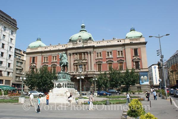 Belgrade - National Museum