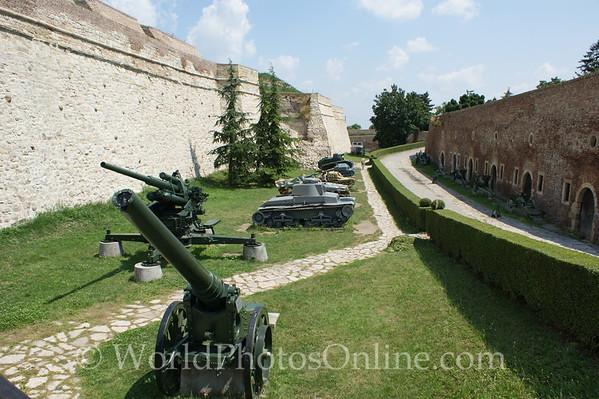 Belgrade - Belgrade Fortress - Armament Display 2
