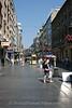 Belgrade - Pedestrian Walkway