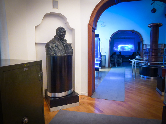 nikola tesla museum blegrade serbia