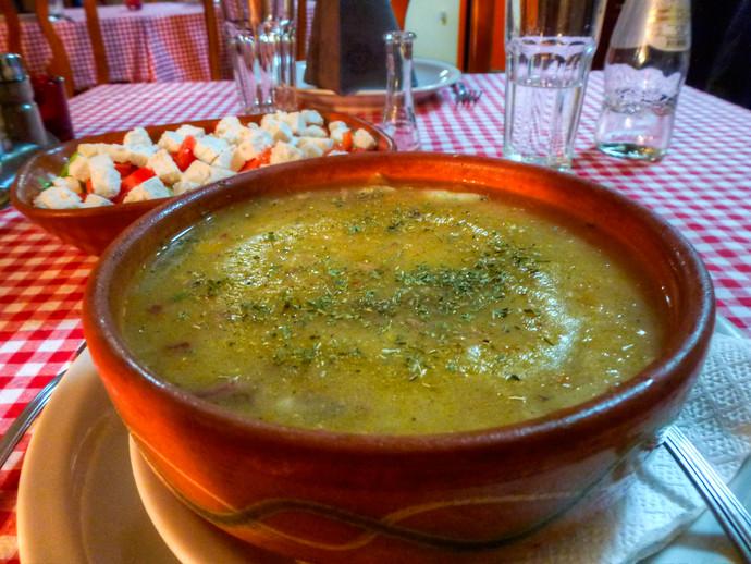 gradska restaurant belgrade serbia