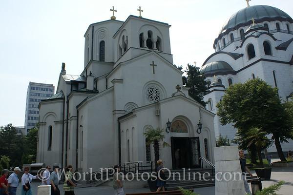 Belgrade - Saint Sava Church