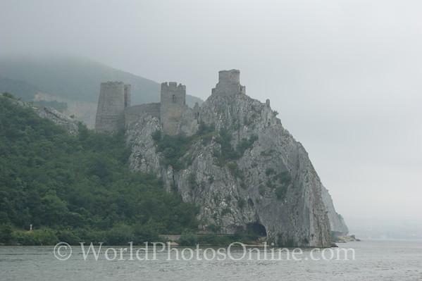 Iron Gate - Golubac Fortress 14th century 1