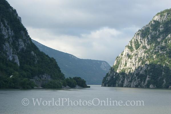 Iron Gate - Kazan Gorge