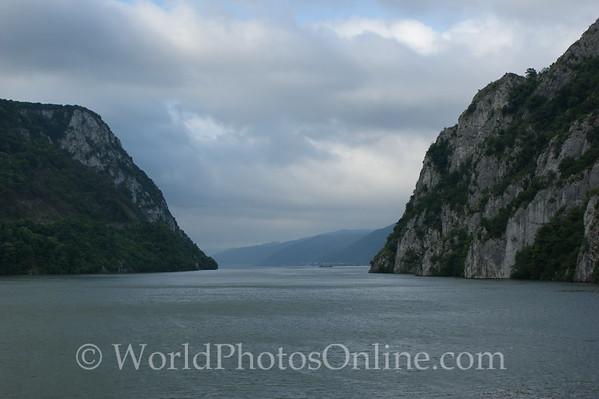 Iron Gate - Upper Kazan Gorge